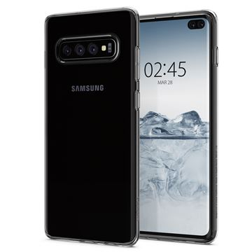 Spigen Liquid Crystal, clear - Galaxy S10+