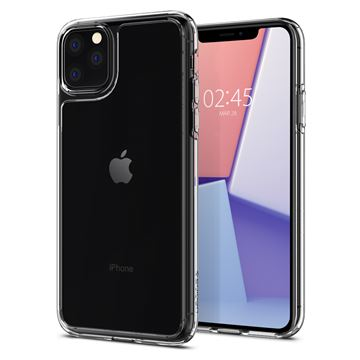 Spigen Quartz Hybrid, clear - iPhone 11 Pro
