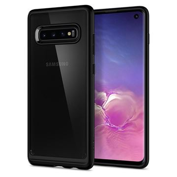 Spigen Ultra Hybrid, black - Galaxy S10