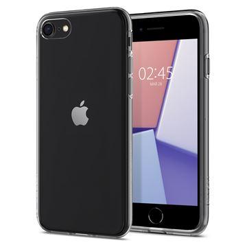 Spigen Crystal Flex, clear - iPhone SE/8/7
