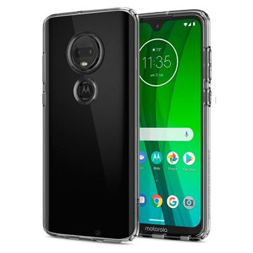 Spigen Liquid Crystal, clear - Moto G7/G7 Plus