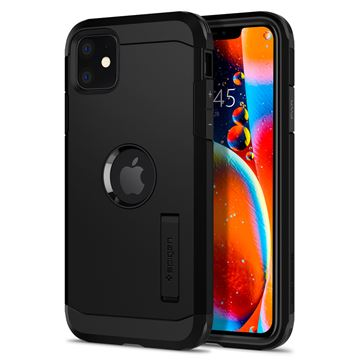 Spigen Tough Armor, black - iPhone 11