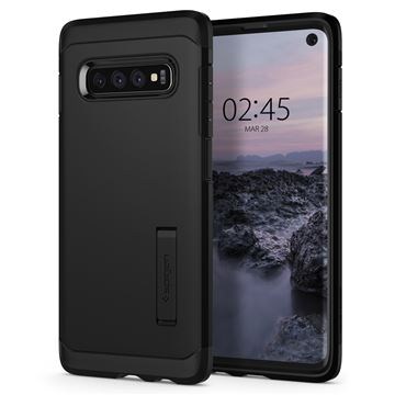 Spigen Tough Armor, black - Galaxy S10