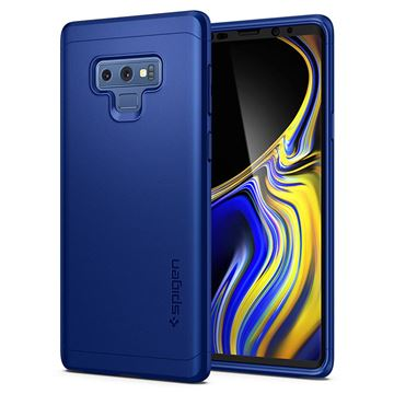 Spigen Thin Fit 360, ocean blue - Galaxy Note 9