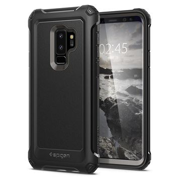 Spigen Pro Guard, gunmetal - Galaxy S9+