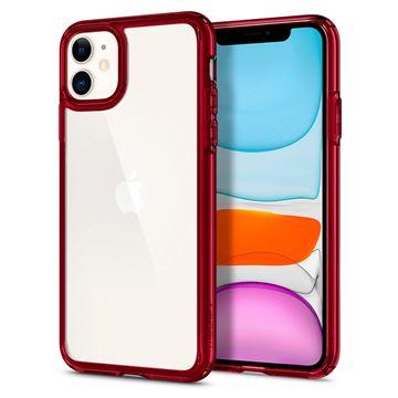 Spigen Ultra Hybrid, red - iPhone 11