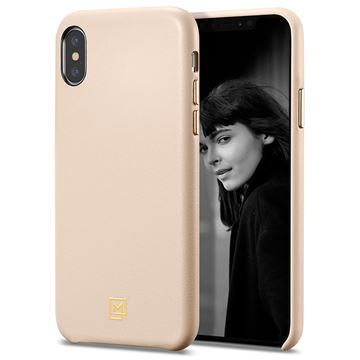 Spigen La Manon Câlin, pink - iPhone XS/X