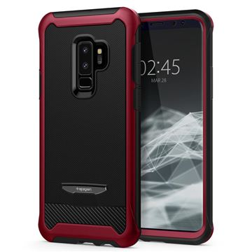 Spigen Reventon, metallic red - Galaxy S9+