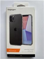 Spigen Crystal Flex, clear - iPhone 12/Pro