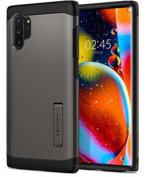 Spigen Tough Armor, gunmetal - Galaxy Note10+