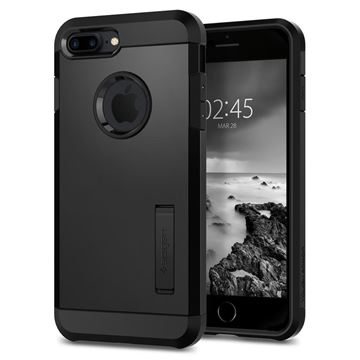 Spigen Tough Armor 2, black - iPhone 8+/7+