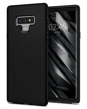 Spigen Liquid Air, matte black - Galaxy Note 9