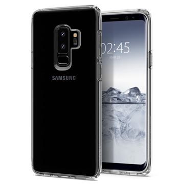 Spigen Liquid Crystal, clear - Galaxy S9+