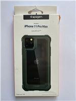 Spigen Gauntlet, hunter green - iPhone 11 Pro Max