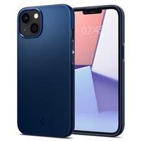 Spigen Thin Fit, navy blue - iPhone 13 mini