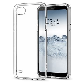 Spigen Liquid Crystal, clear - LG Q6