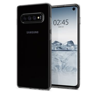 Spigen Crystal Flex, clear - Galaxy S10