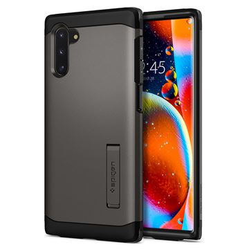 Spigen Tough Armor, gunmetal - Galaxy Note10