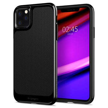 Spigen Neo Hybrid, black - iPhone 11 Pro