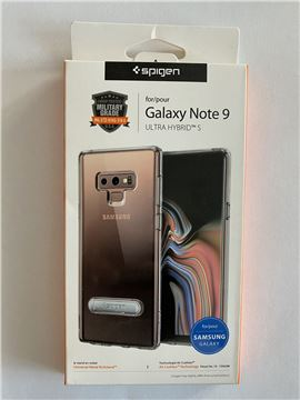 Spigen Ultra Hybrid S, clear - Galaxy Note 9