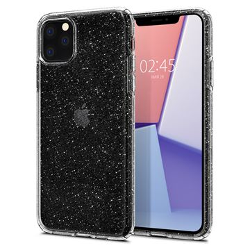 Spigen Liquid Crystal Glitter - iPhone 11 Pro Max