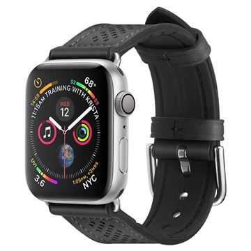 Spigen Retro Fit, black - Apple Watch 44/42 mm