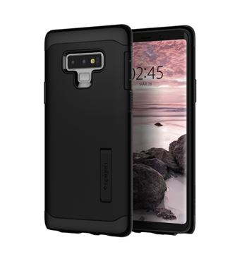 Spigen Slim Armor, black - Galaxy Note 9