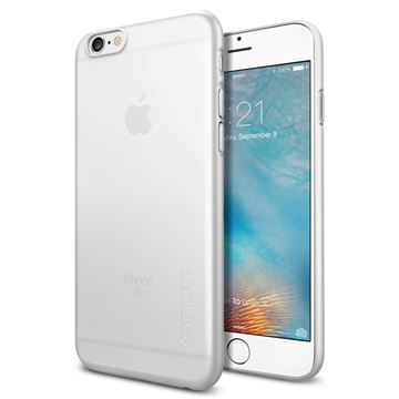 Spigen Air Skin, soft clear - iPhone 6/6s