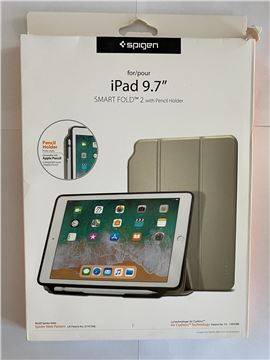 Spigen Smart Fold 2, gold - iPad 9.7