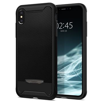 Spigen Hybrid NX, black - iPhone XS Max