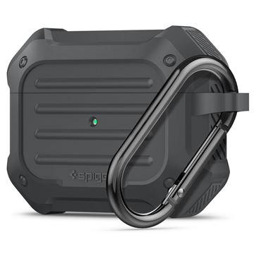 Spigen Tough Armor, charcoal - AirPods Pro