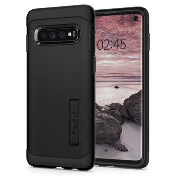 Spigen Slim Armor, black - Galaxy S10