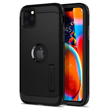 Spigen Tough Armor, black - iPhone 11 Pro Max