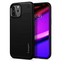 Spigen Hybrid NX, black - iPhone 12 Pro Max