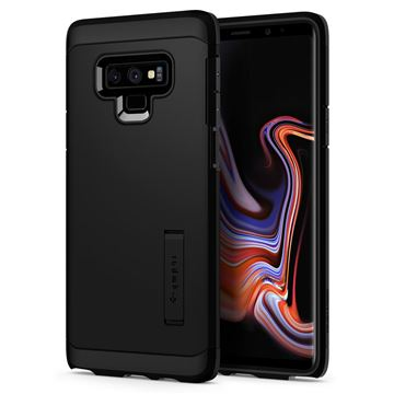 Spigen Tough Armor, black - Galaxy Note 9