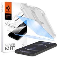 Spigen Glas tR EZ Fit AntiBlue2P-iPhone 12 Pro Max