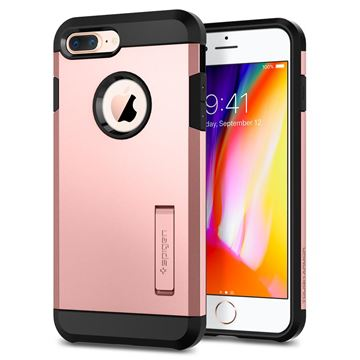 Spigen Tough Armor 2, rose gold - iPhone 7+/8+