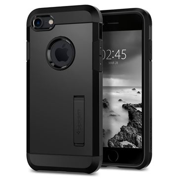 Spigen Tough Armor 2, black - iPhone 8/7