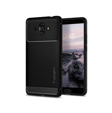 Spigen Rugged Armor, black - Huawei Mate 10