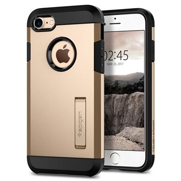 Spigen Tough Armor 2, gold - iPhone 8/7