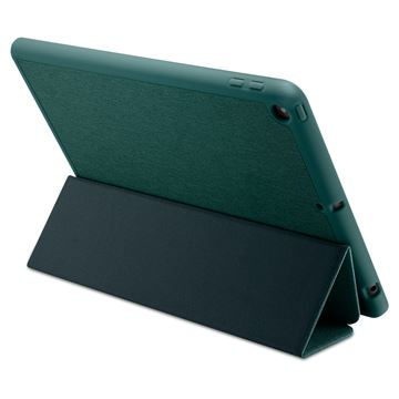 "Spigen Urban Fit, midnight green -iPad 10.2"" 19/20"