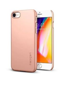 Spigen Thin Fit, blush gold - iPhone 8