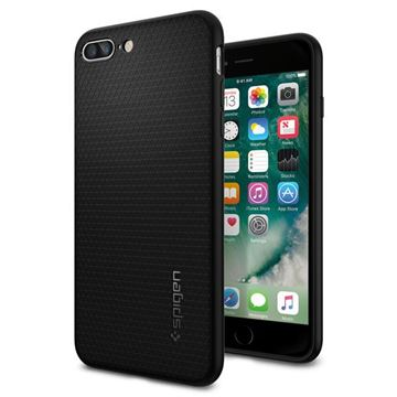 Spigen Liquid Air, black - iPhone 7+/8+