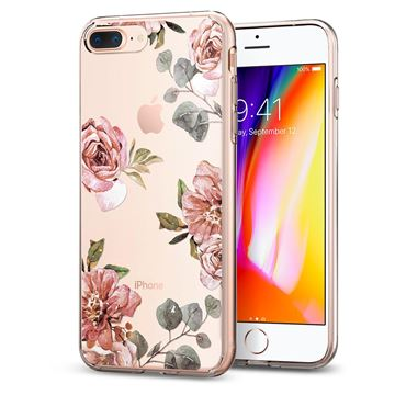 Spigen Liquid Crystal Aquarelle, rose-iPhone 7+/8+