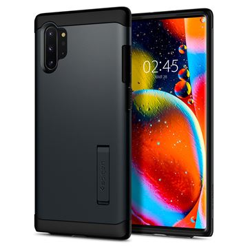 Spigen Slim Armor, slate - Galaxy Note10+